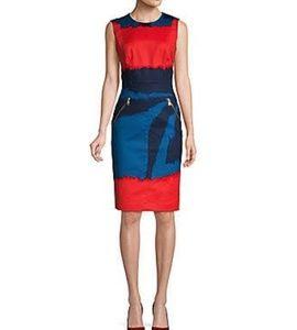 🆕️Donna Karan  stretch cotton coctail dress